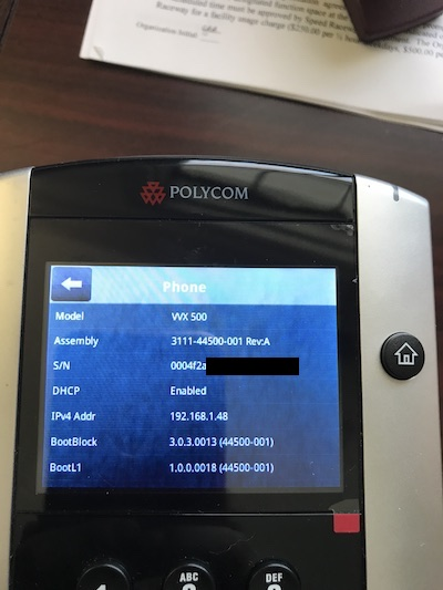 Polycom Boot Server – OnSIP Support