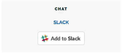 Connecting Slack to the OnSIP app